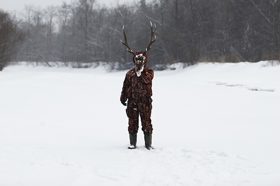 "Deer-man. ""It was still a time when a Udege, looking at a deer, he thought he saw a deer-man (...) When he saw a tiger, he thought he saw a tiger-man. In those times all sort of things happened to people. Such things happened that nowadays do not"". Udege tale"